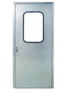 密闭洁净门/双层固定窗